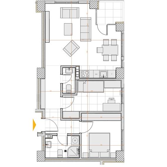 Apartment 061