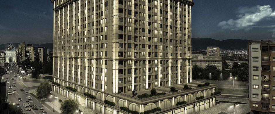 FLATIRON BUILDING INFO
