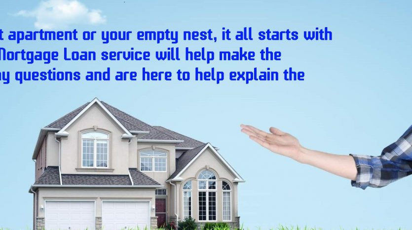 Get mortgage loan with us